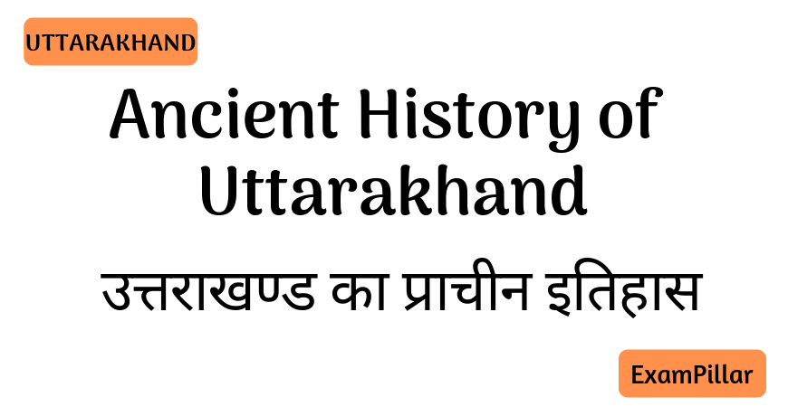 Ancient history of Uttarakhand