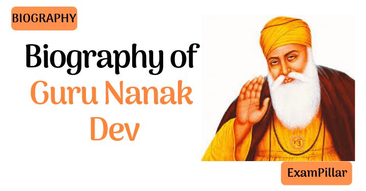Biography of Guru Nanak Dev
