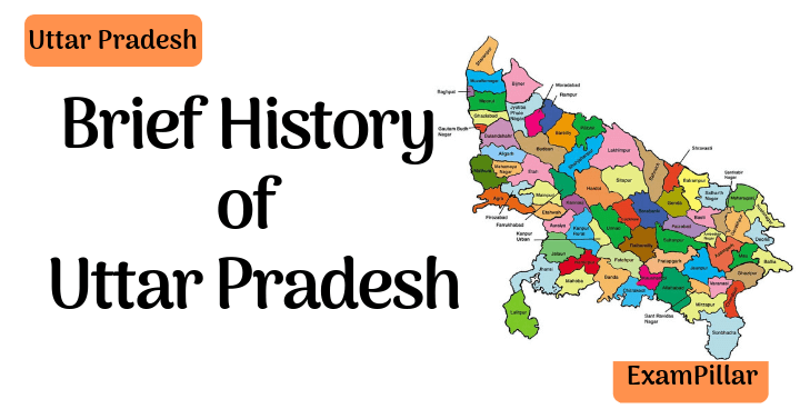 Brief History of Uttar Pradesh