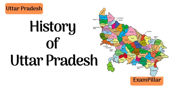History of Uttar Pradesh