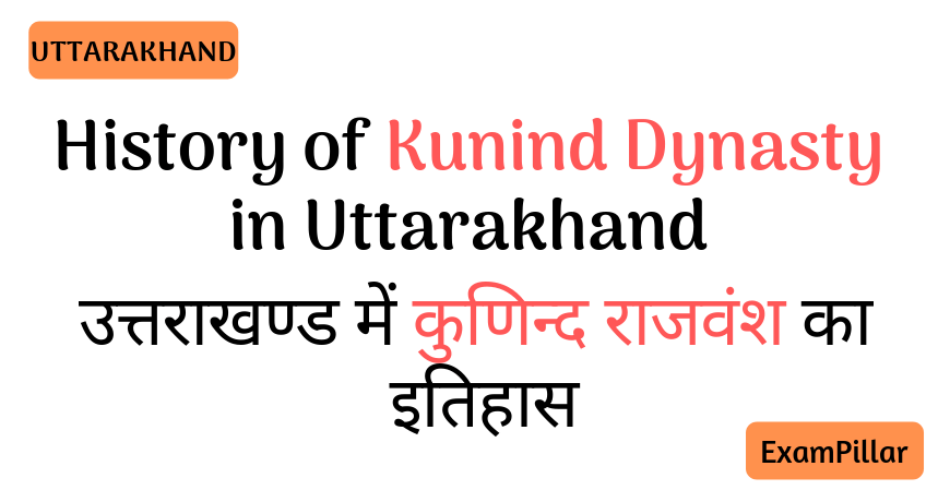 Kunind Dynasty in Uttarakhand