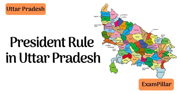 President Rule in Uttar Pradesh