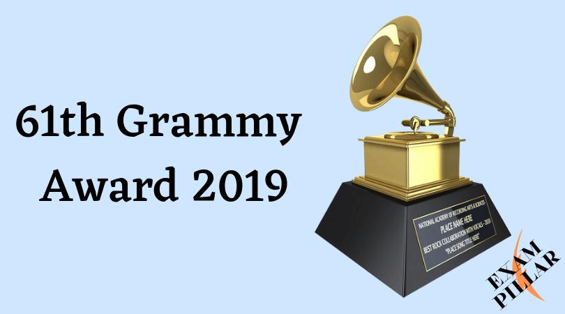 Grammy Award 2019