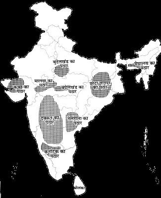 Plateau of india