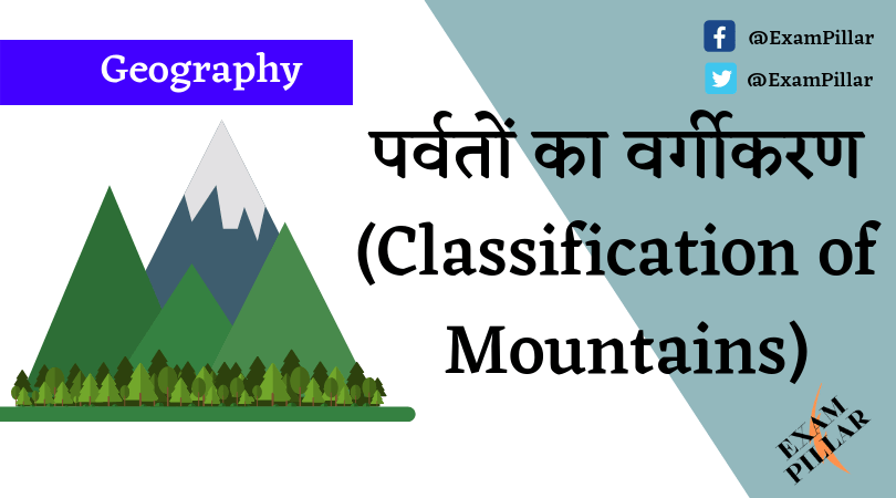 Classification of Mountains