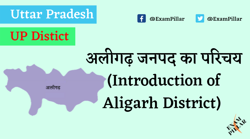 Aligarh District of Uttar Pradesh