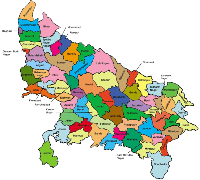 UP MAP