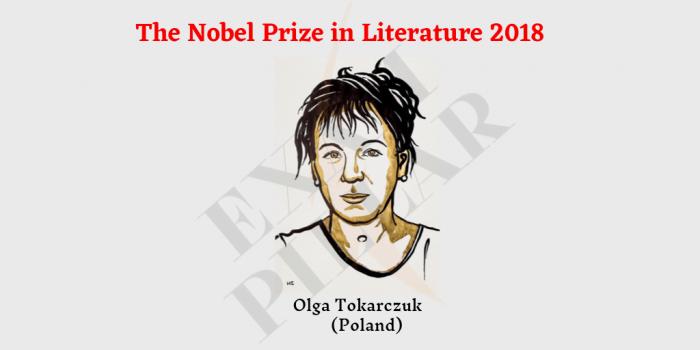 The Nobel Prize in Literature 2018