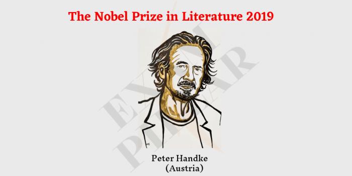 The Nobel Prize in Literature 2019