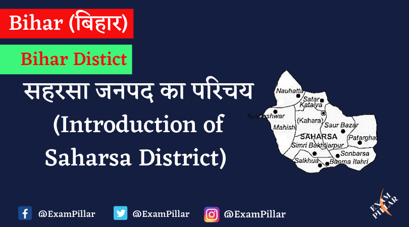 Introduction of Saharsa District
